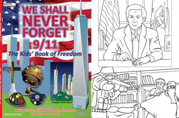 We Shall Never Forget - The Kids Book of Freedom